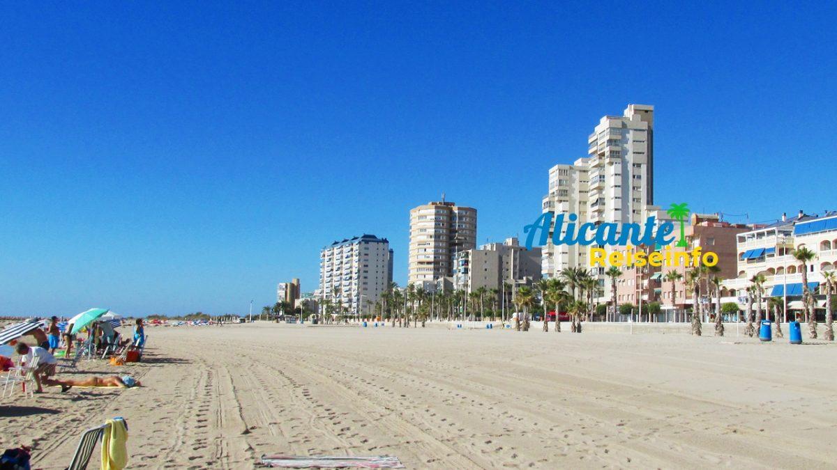 Sonne, Sand und Meer: An den schönsten Stränden von Alicante