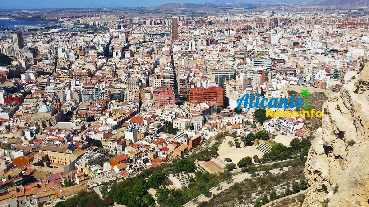 Unterkünfte in Bahnhofsnähe von Alicante