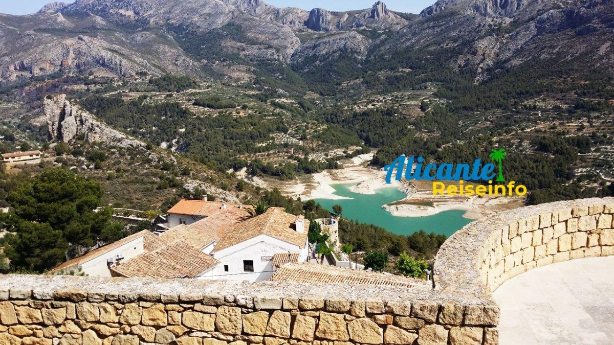 Hotels in Guadalest und Umgebung