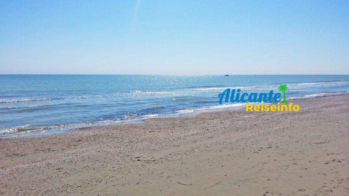 Ferienwohnung am Strand in El Campello