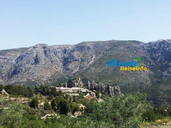Guadalest-Ferienwohnung-urlaub